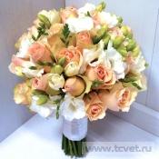 Свадебный букет Версаль