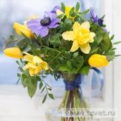 Букет Привет весне