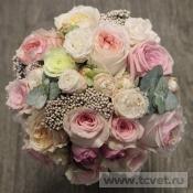 Свадебный букет Лолита