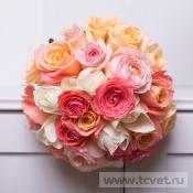 Свадебный букет Принцесса Лилу