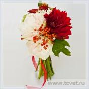 Свадебный букет Валентинни