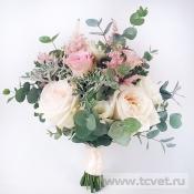 Вайт Охара букет невесты