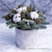 Зимняя сказка на стол гостей