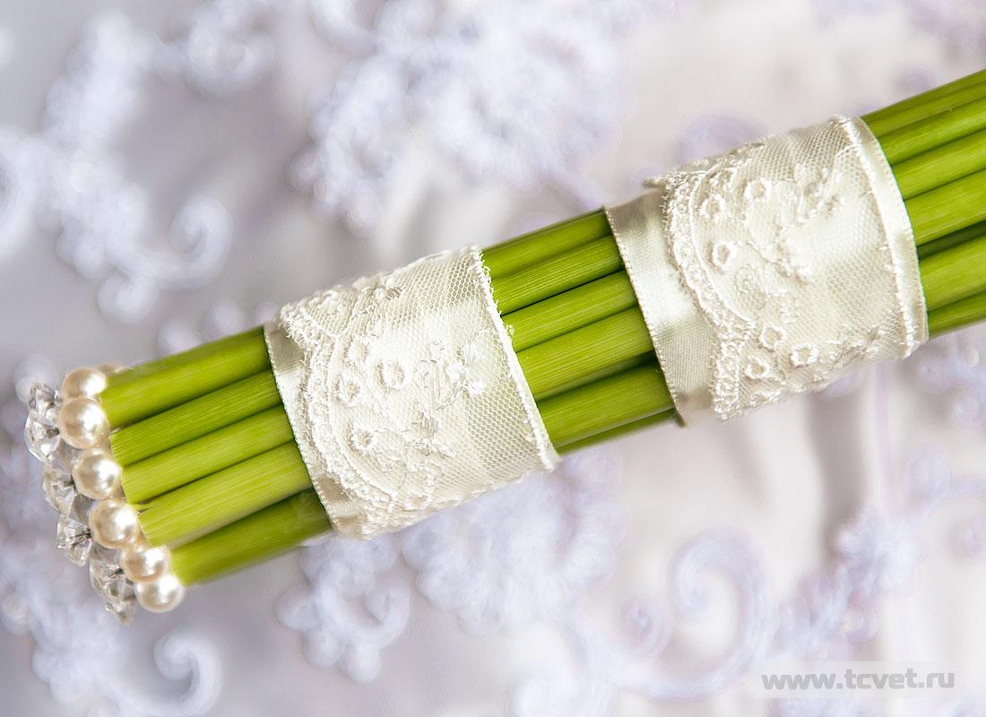 Как сделать цветы своими рукамиИзбумаги лент ткани