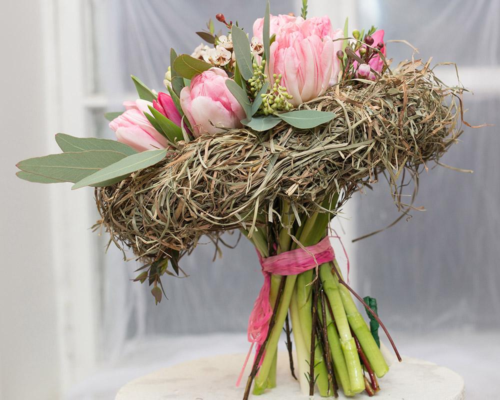 Каркасы для цветов и букетов своими руками 51