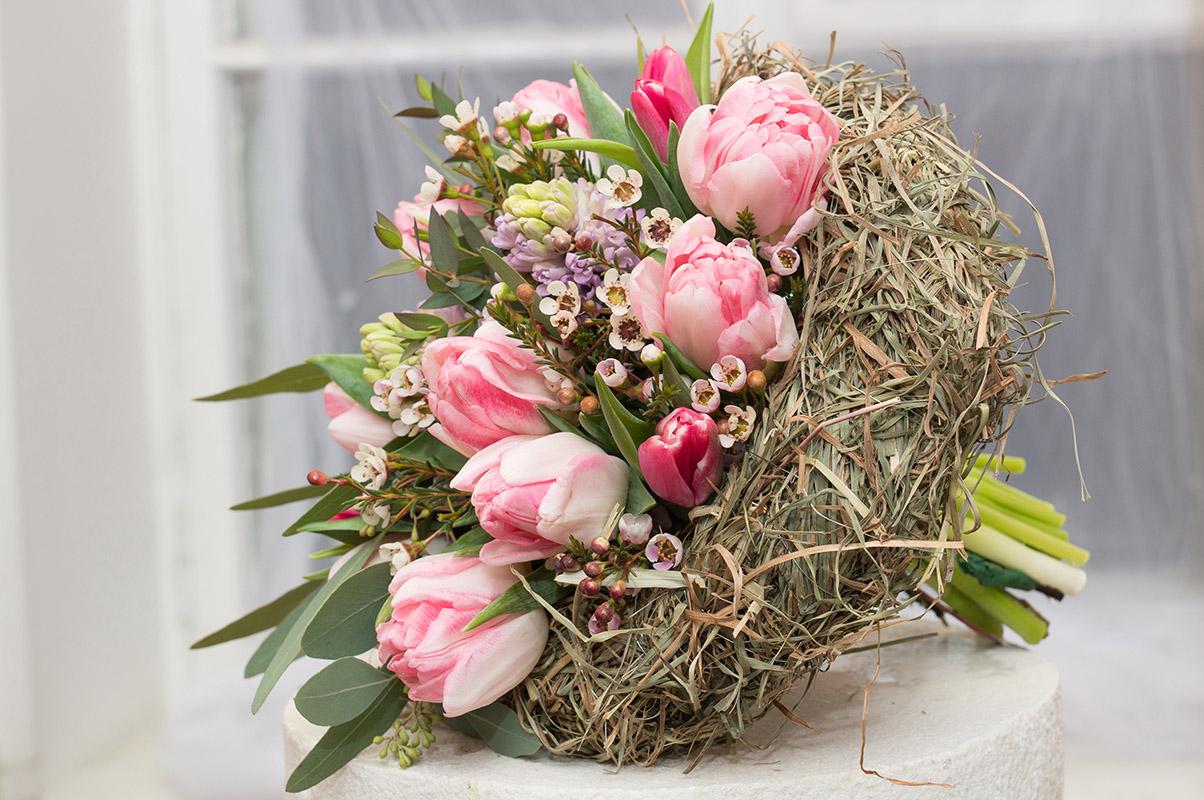 Каркасы для цветов и букетов своими руками 306
