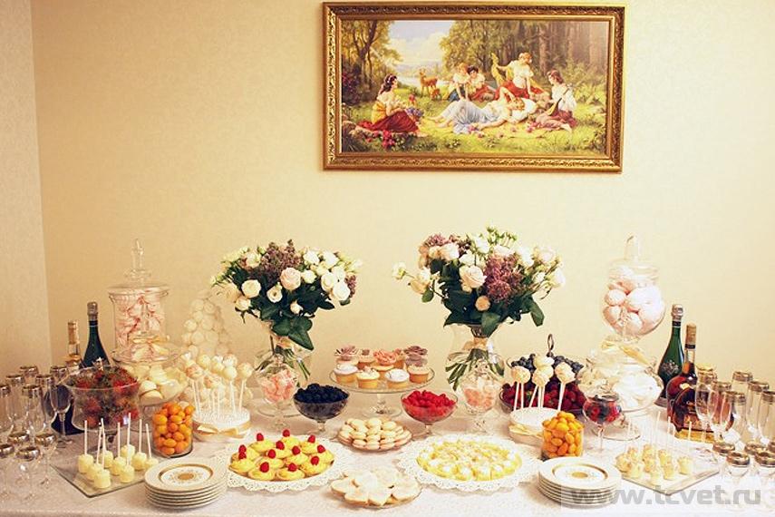 Как украсить стол на выкуп невесты своими руками фото 12