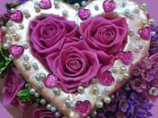 Букет для влюбленных