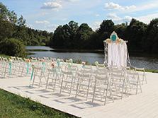 Летняя свадьба в Валуево