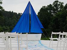 Морская свадьба в Валуево