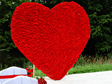 Оформление Love is