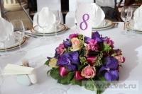 День рождения в ресторане Фьюжн. Фото 1