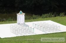 Летняя свадьба в Валуево. Фото 1