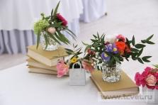 Летняя свадьба в Валуево. Фото 15