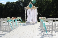 Летняя свадьба в Валуево. Фото 3