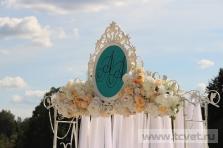 Летняя свадьба в Валуево. Фото 4