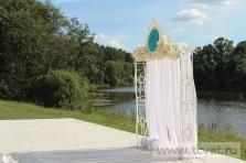 Летняя свадьба в Валуево. Фото 6