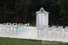 Летняя свадьба в Валуево. Фото 8