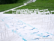 Морская свадьба в Валуево. Фото 23