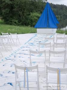Морская свадьба в Валуево. Фото 65