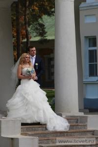 Небесная свадьба в Большом шатре Валуево. Фото 14