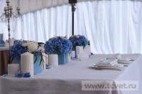 Небесная свадьба в Большом шатре Валуево. Фото 34
