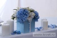 Небесная свадьба в Большом шатре Валуево. Фото 37