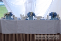 Небесная свадьба в Большом шатре Валуево. Фото 39