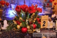 Новый год в банкетном зале Наполеон. Фото 5