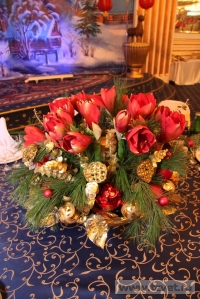 Новый год в банкетном зале Наполеон. Фото 4