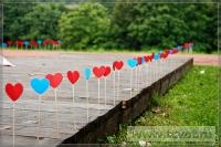 Оформление Love is. Фото 19
