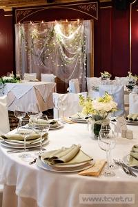 Оформление ресторана Белладжио. Фото 12