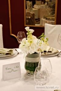 Оформление ресторана Белладжио. Фото 3