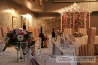 Оформление свадьбы в ресторане Secret garden. Фото 11