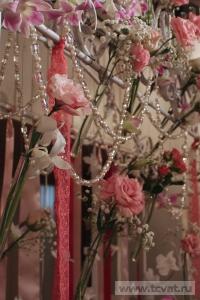 Оформление свадьбы в ресторане Secret garden. Фото 12