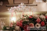 Оформление свадьбы в ресторане Secret garden. Фото 2