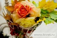 Осенняя свадьба в загородном клубе ArtiLand. Фото 24