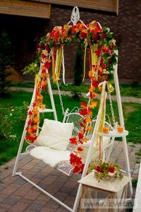 Осенняя свадьба в загородном клубе ArtiLand. Фото 7