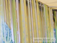 Ромашковая свадьба. Яркие ромашковые ленты