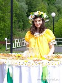 Ромашковая свадьба. Венок для невесты