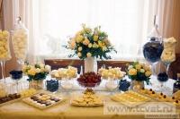 Примеры оформления сладкого стола. Фото 2