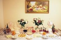 Примеры оформления сладкого стола. Фото 4