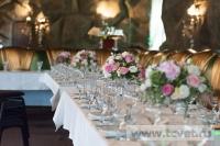 Украшение свадьбы в ресторане Шедевр. Фото 3