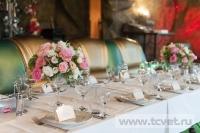 Украшение свадьбы в ресторане Шедевр. Фото 4
