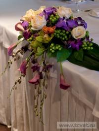 Свадьба в ресторане Мамма Джованна. Фото 20