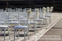 Свадьба в стиле Гэтсби в шатре. Фото 14