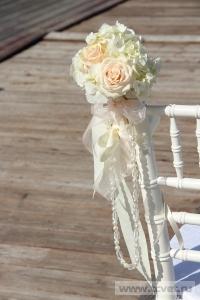Свадьба в стиле Гэтсби в шатре. Фото 38