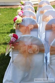 Свадьба в усадьбе Князей Голицыных в Кузьминках. Фото 10