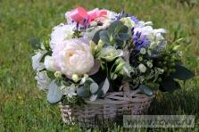 Свадьба в усадьбе Князей Голицыных в Кузьминках. Фото 19