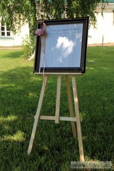 Свадьба в усадьбе Князей Голицыных в Кузьминках. Фото 21